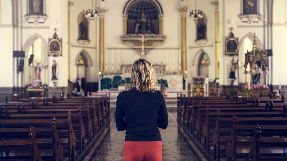 Agnieszka Matan złożyła wniosek o apostazję