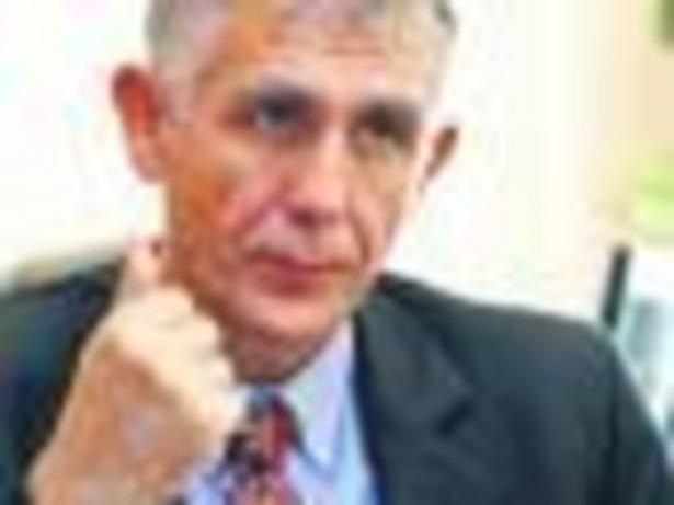 Maciej Grabowski, wiceminister finansów Fot. Wojciech Górski
