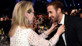 Zdjęcie Ryana Goslinga i Meryl Streep podbija sieć