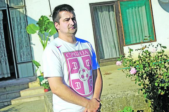 Petar Boronjac je Milanov prijatelj iz detinjstva