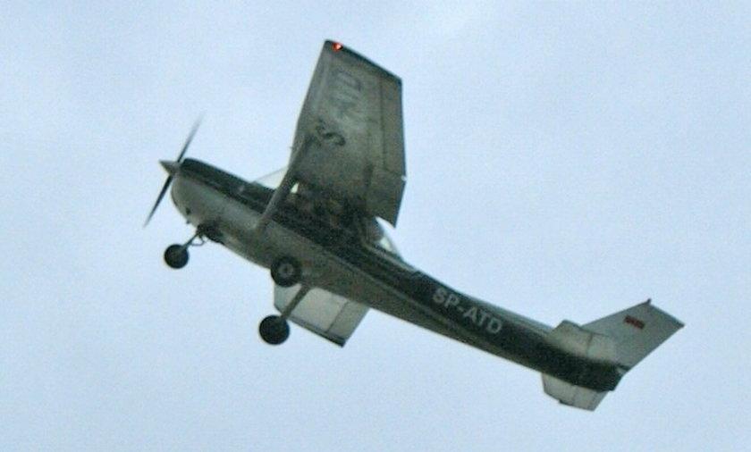 Katastrofa awionetki. Nie żyje pilot