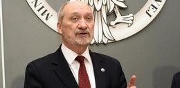 Macierewicz donosi na dziennikarza. Chodzi o powiązania szefa MON z Rosjanami