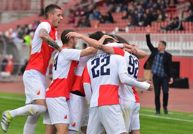 FK Vojvodina, FK Borac Čačak