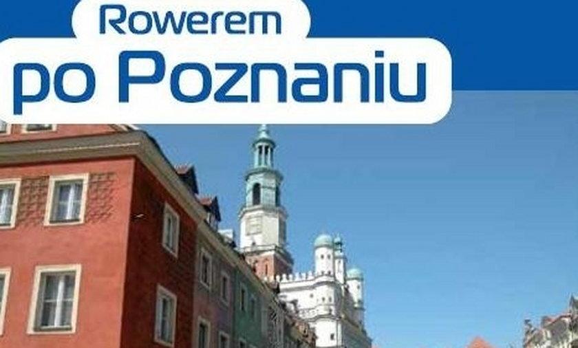 przewodnik rowerowy po Poznaniu