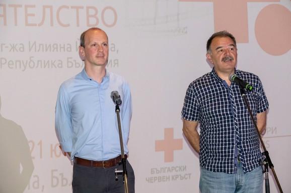 Vladimir Sudar i Aleksandar Donev