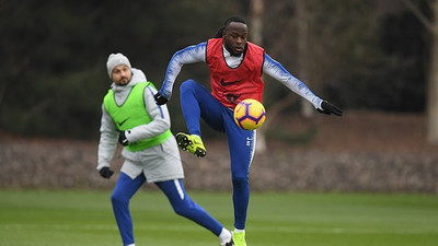 Victor Moses missing as Chelsea unveil squad numbers for the 2020/2021 season
