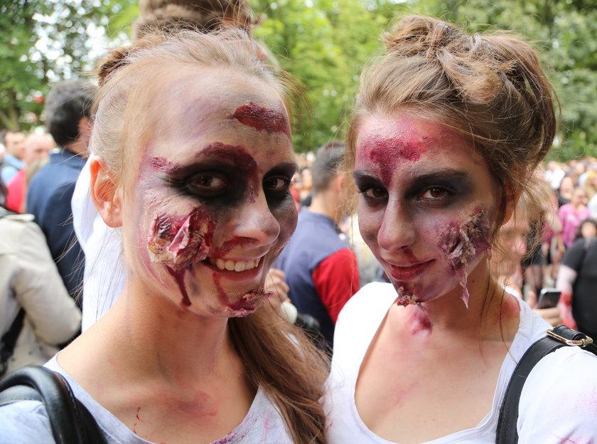 Zombie opanują Poznań