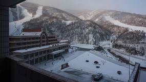 Kurort narciarski w Korei Północnej