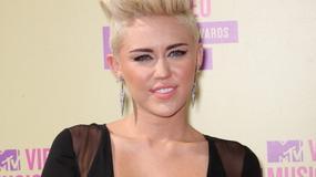 Miley Cyrus: nigdy nie widziałam występu męskich striptizerów