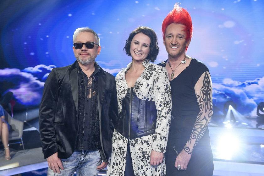 Michał Wiśniewski, Anna Świątczak i Jacek Łągwa