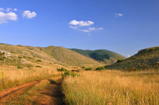Park Narodowy Galiczica, Macedonia