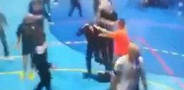 Chuligani zaatakowali na turnieju charytatywnym