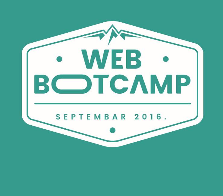 Web Bootcamp