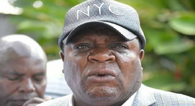 Late Matungu MP Justus Murunga