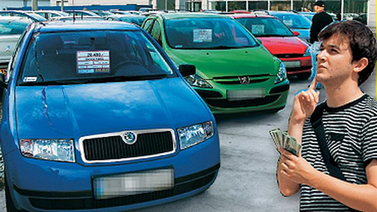 Samochód za 10 000 zł