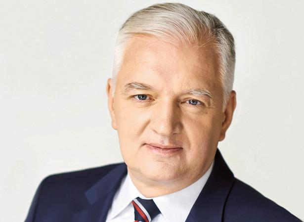 Jarosław Gowin do 6 kwietnia br. wicepremier i minister nauki i szkolnictwa wyższego, prezes Porozumienia - fot. KPRM/Materiały prasowe