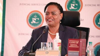 JSC Nominates Lady Justice Martha Koome for Chief Justice