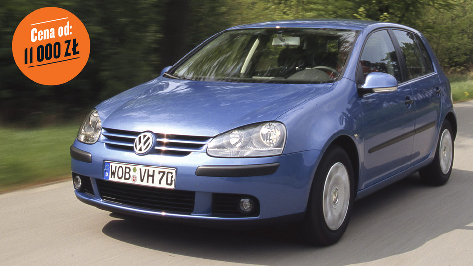 Volkswagen Golf V (2003-09)