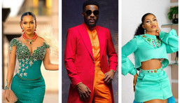 Maria, Ebuka, Tacha had great pictures this week [instagram]