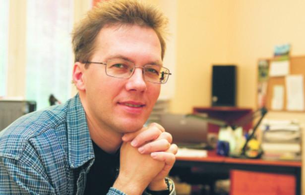 Bogusław Pluta, dyrektor Związku Producentów Audio-Video Fot. Wojciech Górski
