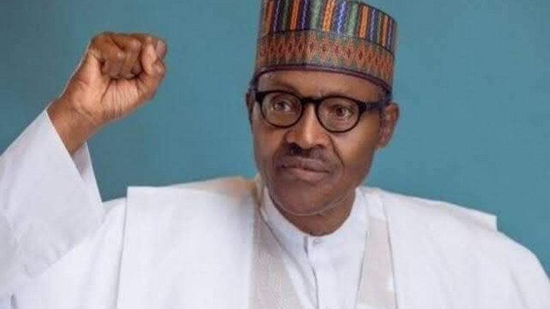President Muhammadu Buhari Buhari reacts to tribunal ruling, says he wasn't worried all along. [Twitter/@ZShamsuna]