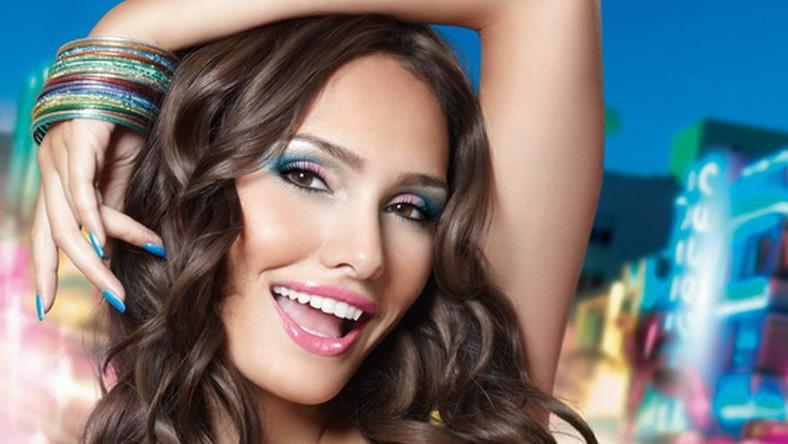 Kolorowy makijaż w barwach lata od IsaDora