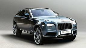 SUV Rolls-Royce'a - projekt