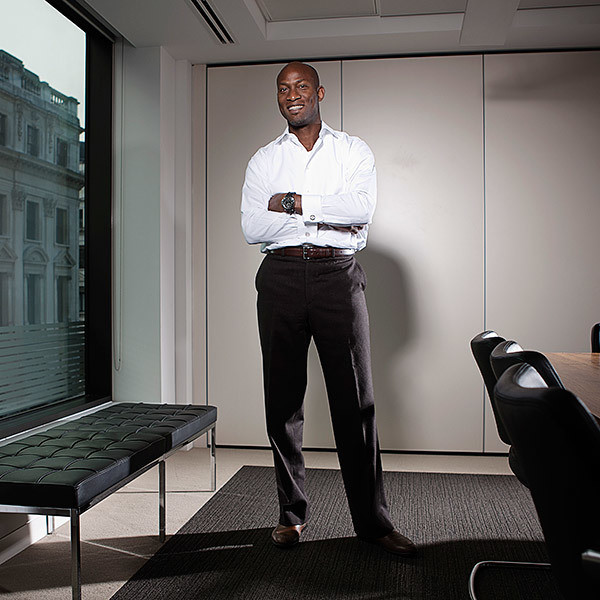 Tope Lawani, Co-Founder and Managing Partner, Helios Investment Partners. (HBS Alumni)