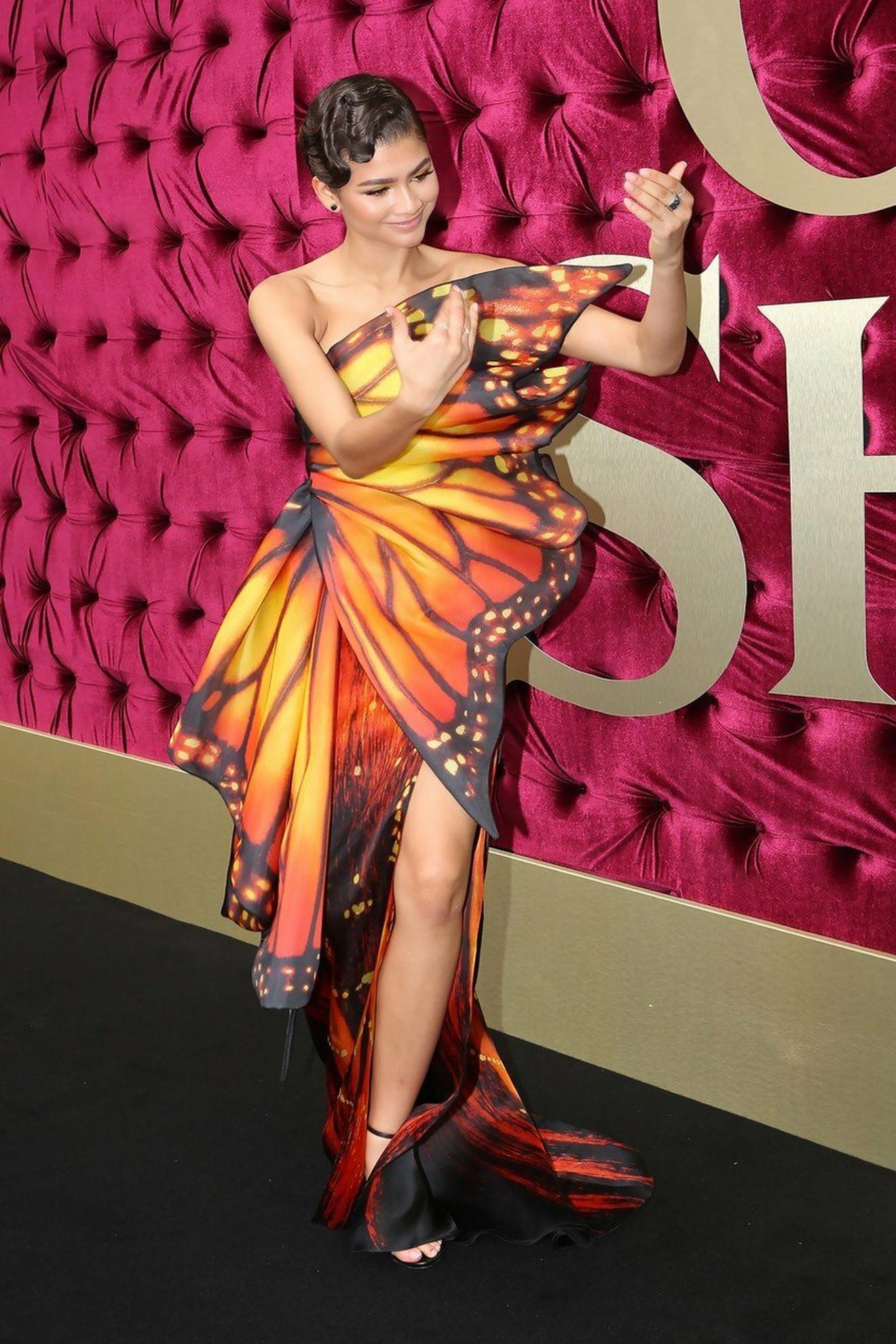Leptir haljina, što da ne?