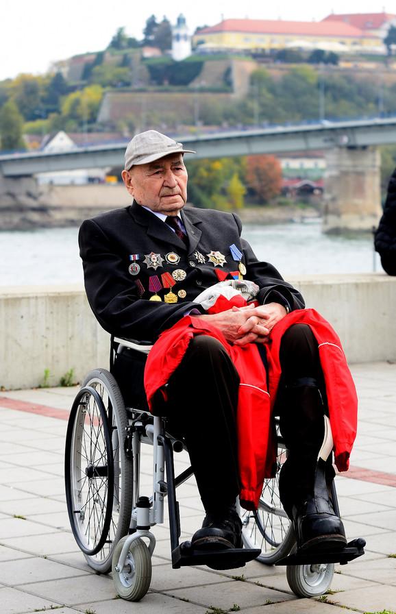 Rade Kević pet puta ranjavan u ratu