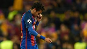 Oficjalnie: Neymar nie zagra w El Clasico, Barca nie chce ryzykować