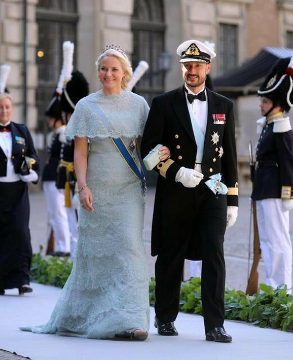 Norveška princeza Meti Marit i princ Hakon