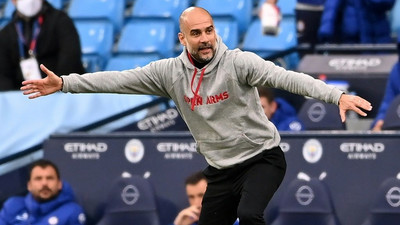 Guardiola 'addicted' to winning as Man City plan sustained success