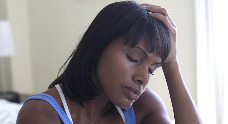 sad woman(Love Economy)