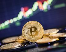 W niedzielę, 26 listopada, cena bitcoina przebiła 9 tys. dolarów.