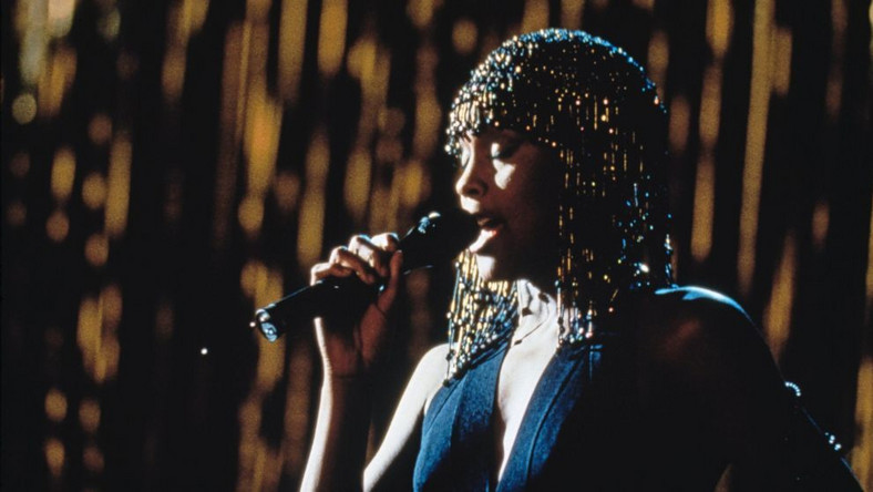 "Whitney Houston w filmie ""The Bodyguard"""