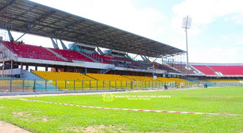 NSA withdraws exorbitant charges for usage of Accra Sports Stadium