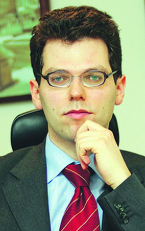 Jerzy Martini, doradca podatkowy w Baker & McKenzie Fot. Wojciech Górski