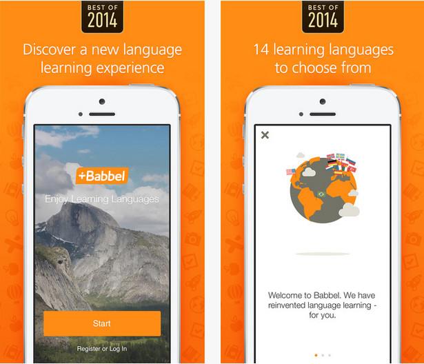 Babbel to idealna propozycja dla osób, które nie mają wystarczającej ilości czasu, aby przysiąść do nauki na dłuższą chwilę. Aplikacja oferuje szeroki wybór kursów językowych w 13 językach - od poziomu podstawowego aż do zaawansowanego. Jej niewątpliwą zaletą jest możliwość zapisywania postępów w nauce na serwerze. Dzięki czemu nasze kursy możemy kontynuować na dowolnym urządzeniu mobilnym z systemami Android oraz iOS lub na komputerze stacjonarnym - poprzez przeglądarkę internetową.