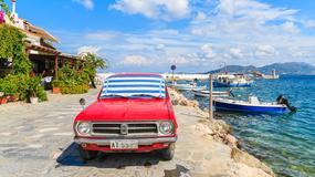 Grecy masowo zmieniają tablice rejestracyjne