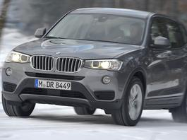 Używane BMW X3 II (F25) – ma kilka punktów zapalnych