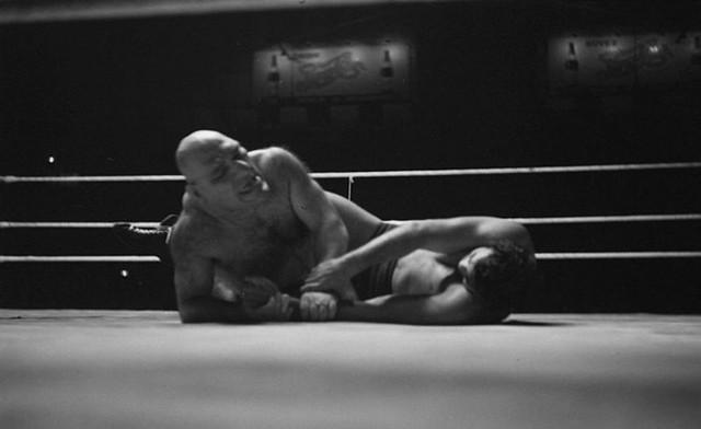 Bio je izuzetno uspešan rvač