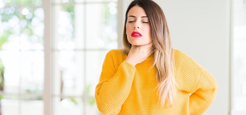Chrypka i inne problemy z głosem - na co trzeba zwrócić uwagę