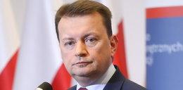 Błaszczak zemścił się na matce generała za Smoleńsk?