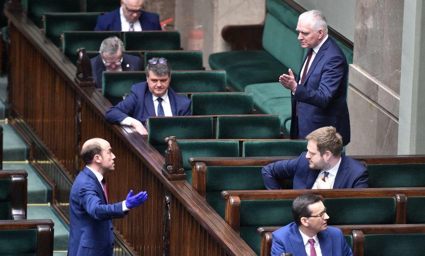 Lider PO Borys Budka spotka się z Jarosławem Gowinem