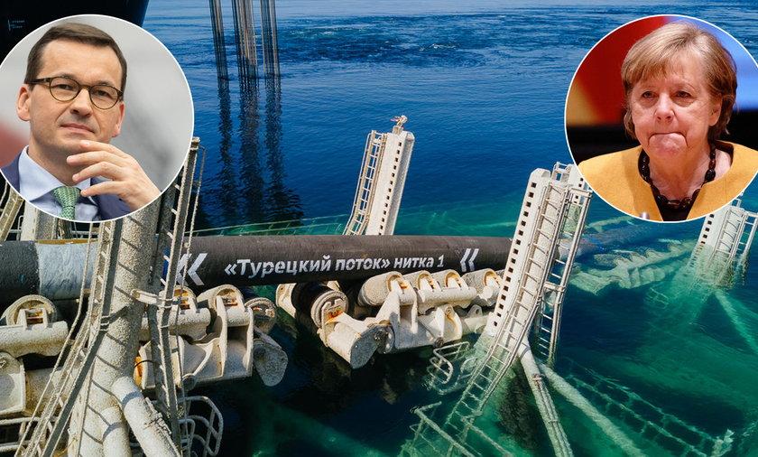 Nord Stream 2 to inwestycja, która poróżniła polityków w Europie