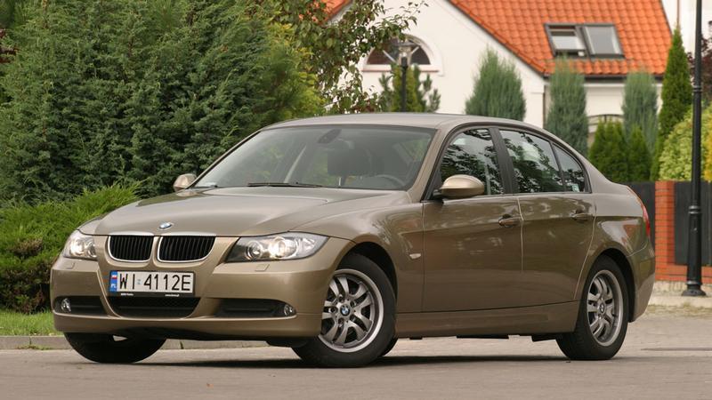 BMW serii 3 - historia modelu