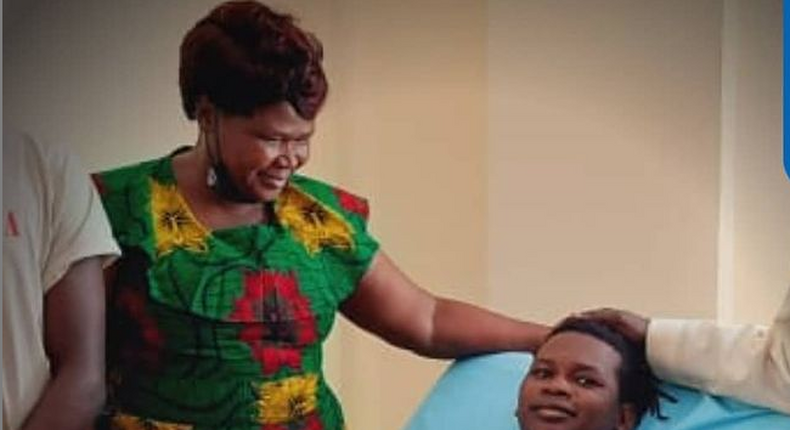 DJ Evolve's Mother Mary Hongo has Died