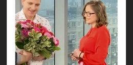 """Zrobił to w """"Dzień Dobry TVN""""! Miał gest w Walentynki"""