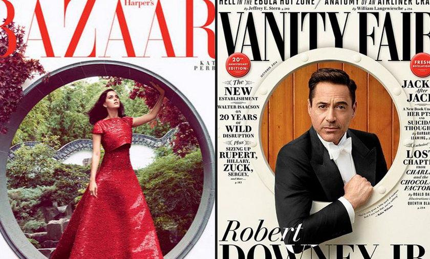 Katy Perry i Robert Downey Jr